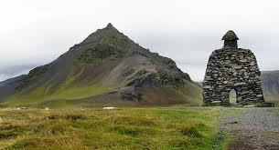 Náttúrulífsmynd, Bárður Snæfellsás á Arnarstapa 2014